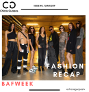 #FashionRecap BAFWEEK 2019