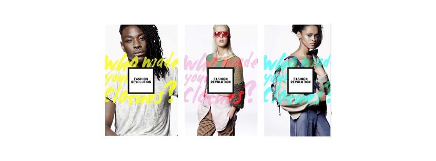 #FashionRevolution Sabés quién hizo tu ropa?