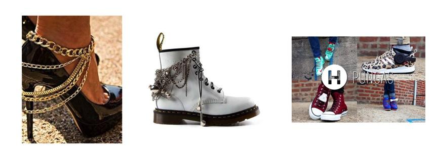 #Fashion Accesorios en tu calzado… te animás?