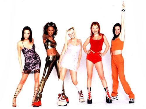 #Throwback SPICE GIRLS #FashionIcons + vigentes que nunca!