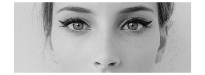 #MakeUp Delineado años 50′ + maquillaje de día