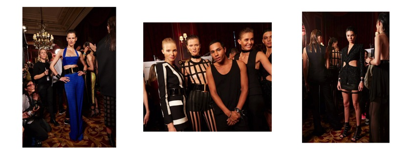 #Fashion Rihanna llegó a Balmain en la semana de la moda parisina