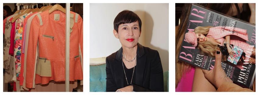 #FashionEvent Ana Torrejón en Jazmín Chebar Pilar