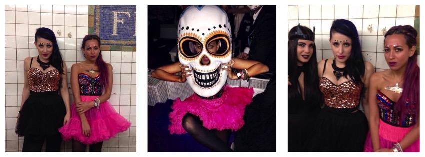 #Event Halloween en NYC!