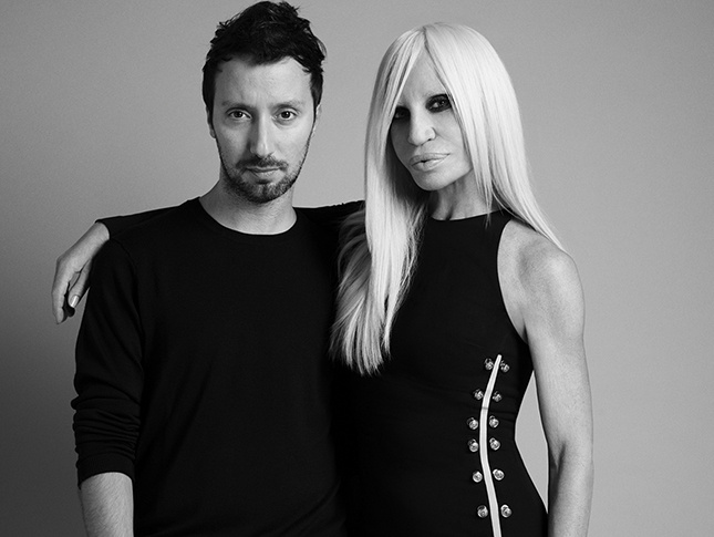 "#Fashion Donatella apuesta fuerte a ""the Anthony"""