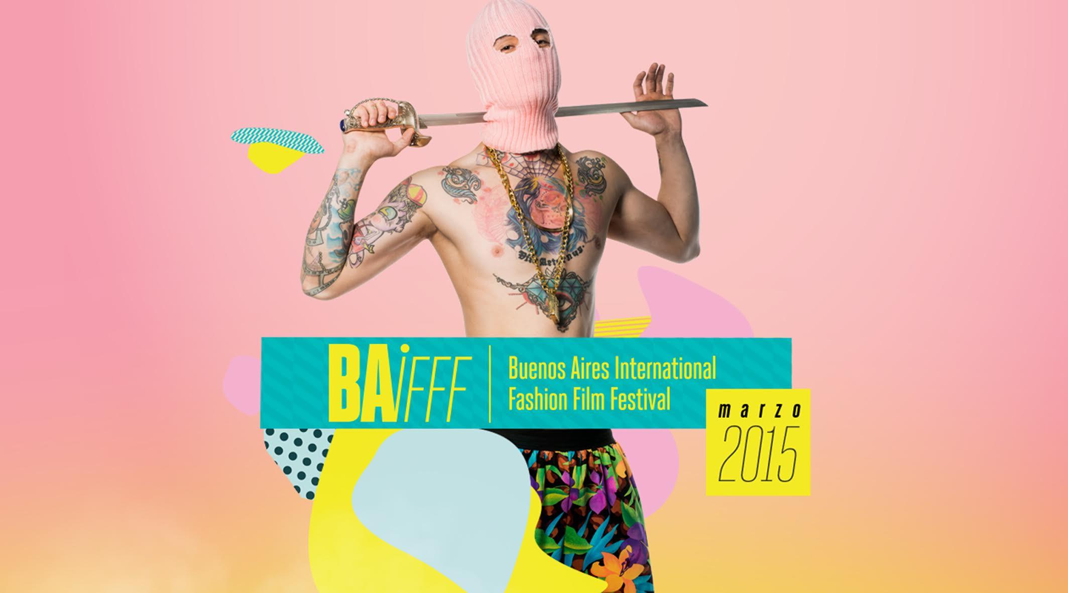 #News Convocatoria Buenos Aires International Fashion Film Festival