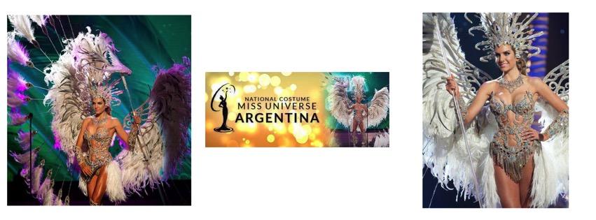 #News VALENTINA FERRER es Miss Universo Argentina