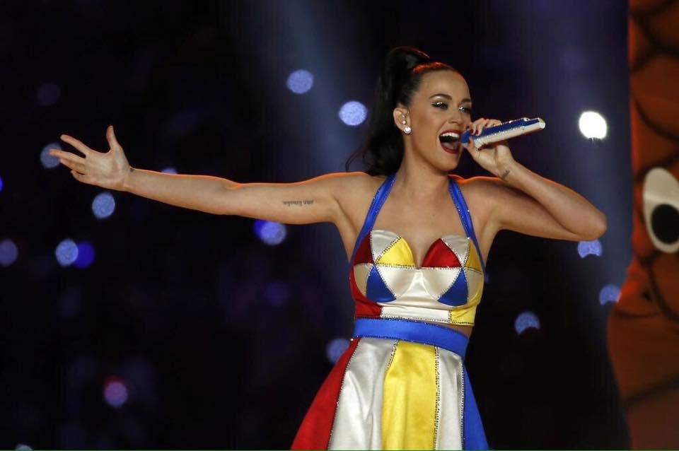 #Event Katy Perry en el Super Bowl by Jeremy Scott