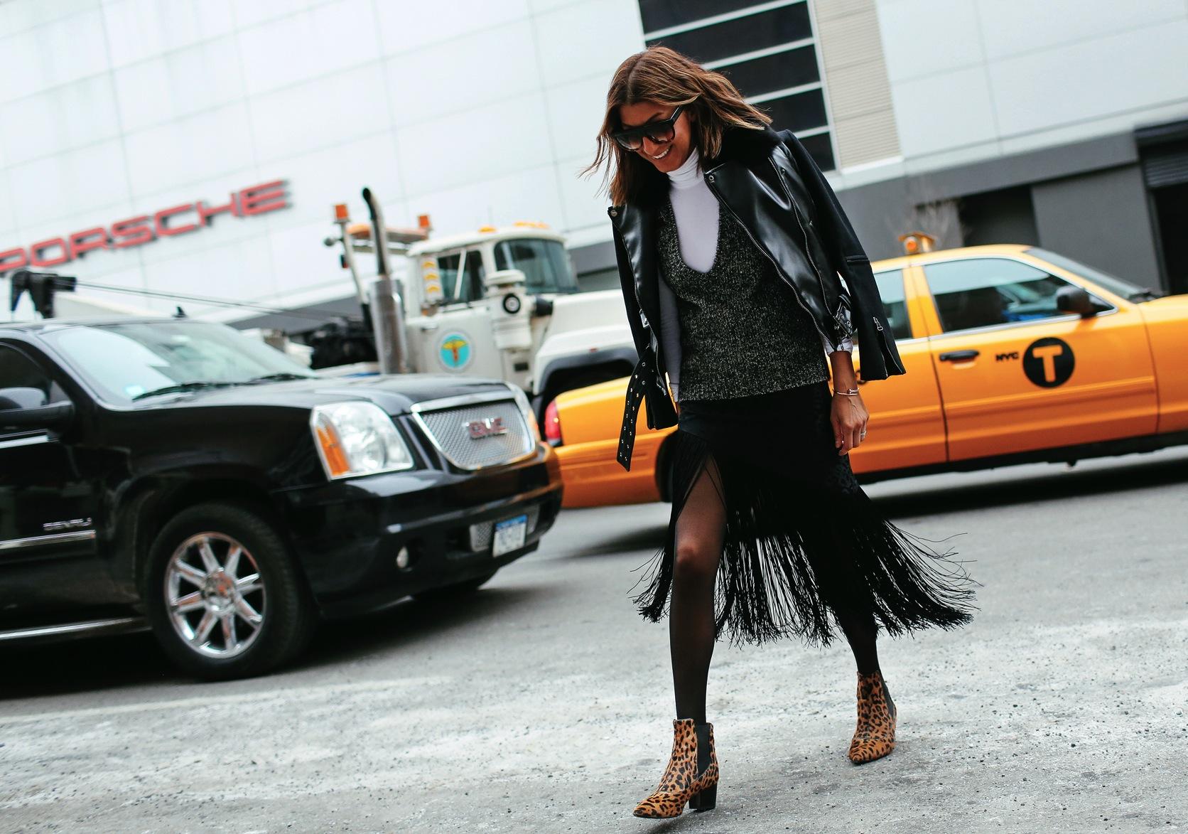 #Coolhunter Street style & tendencias en el New York Fashion Week