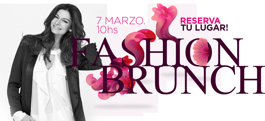 #Concurso Participá del FASHION BRUNCH con Romina Branchesi & Sergio Company junto a CHICAS GUAPAS