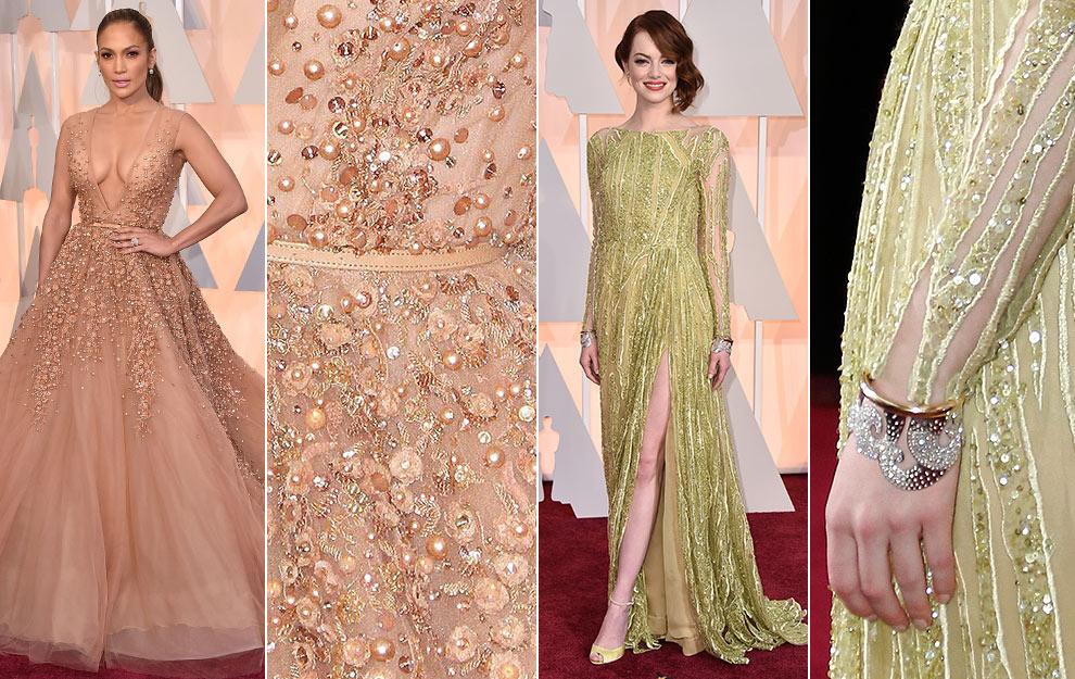 #Events Una noche de bordados y alta costura: la Red Carpet de los Premios Oscar