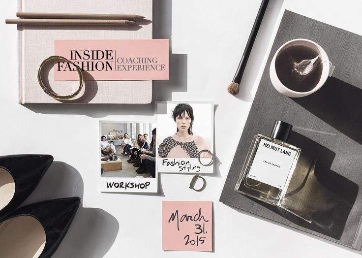 #FashionNews Coaching experiencie: Fashion Inside by ASH MATEU