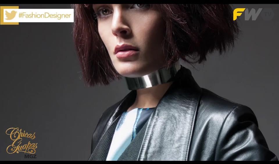 #FashionDesigner Urenko: terminaciones artesanales & estampas visuales