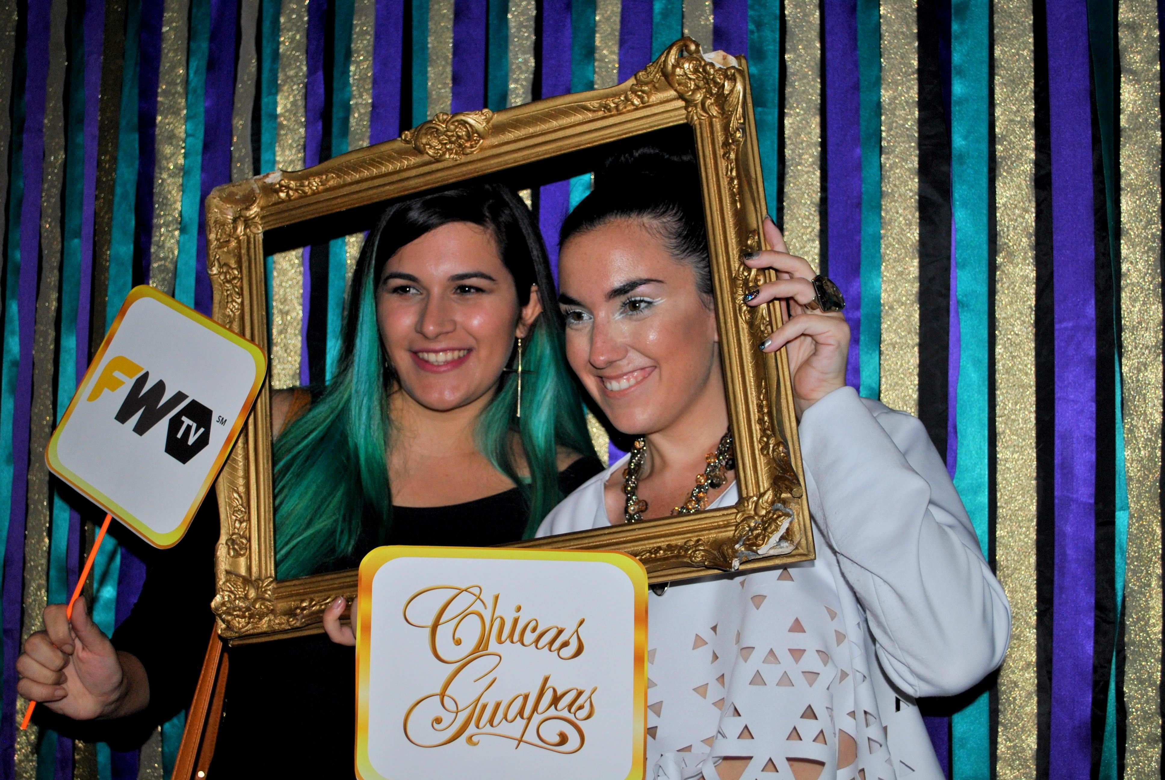 #ChicaGuapaInvitada Andreína ganó 2 tickets para nuestro evento lanzamiento y nos cuenta su experiencia