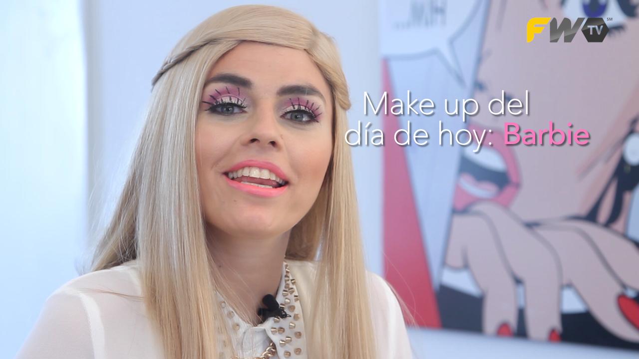 #Tutorial ¿Aprender a disimular ojeras o convertirte en una muñeca Barbie? ¡Vota a tu favorito!