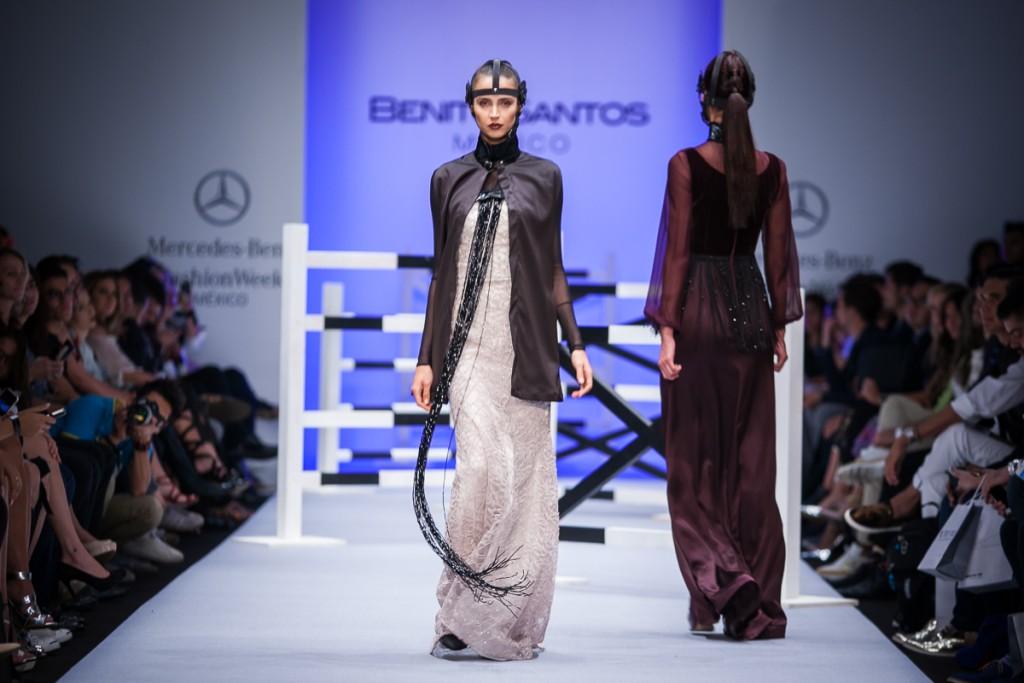 Nati Saal embajadora de #ChicasGuapas en el México Fashion Week