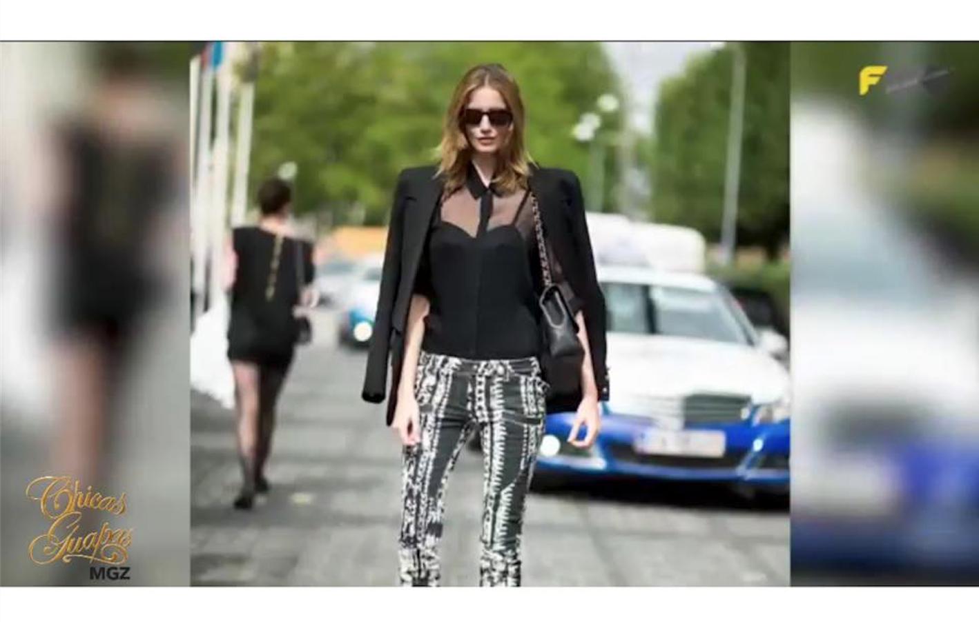 #Trends Mili Schmoll nos enseña a combinar una prenda comodín: el blazer
