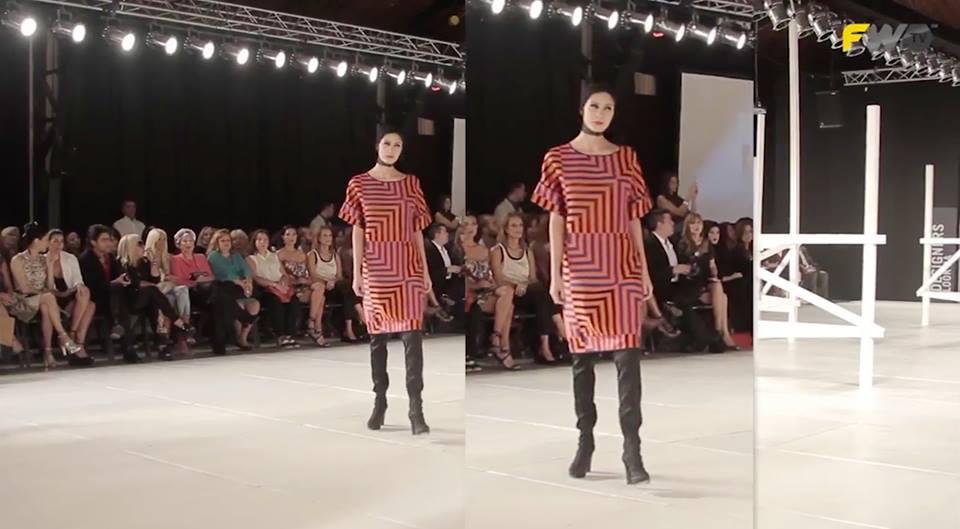 #Events Laurencio Adot y Cora Groppo en el Designers Look BA
