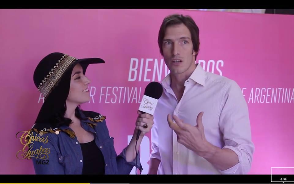 #Events Iván de Pineda en el Buenos Aires International Fashion Film Festival