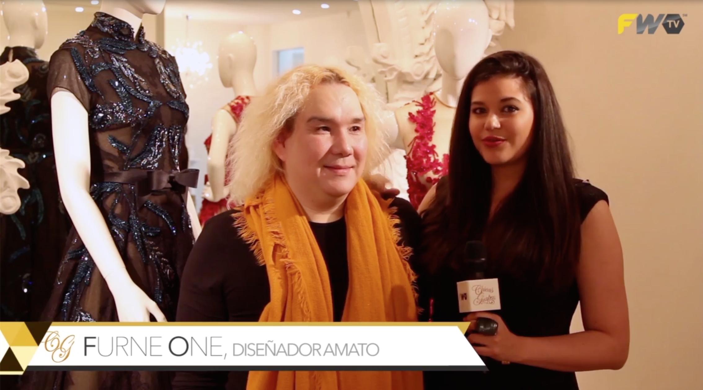 #FashionDesigner Desde Dubai conocemos a Amato Couture