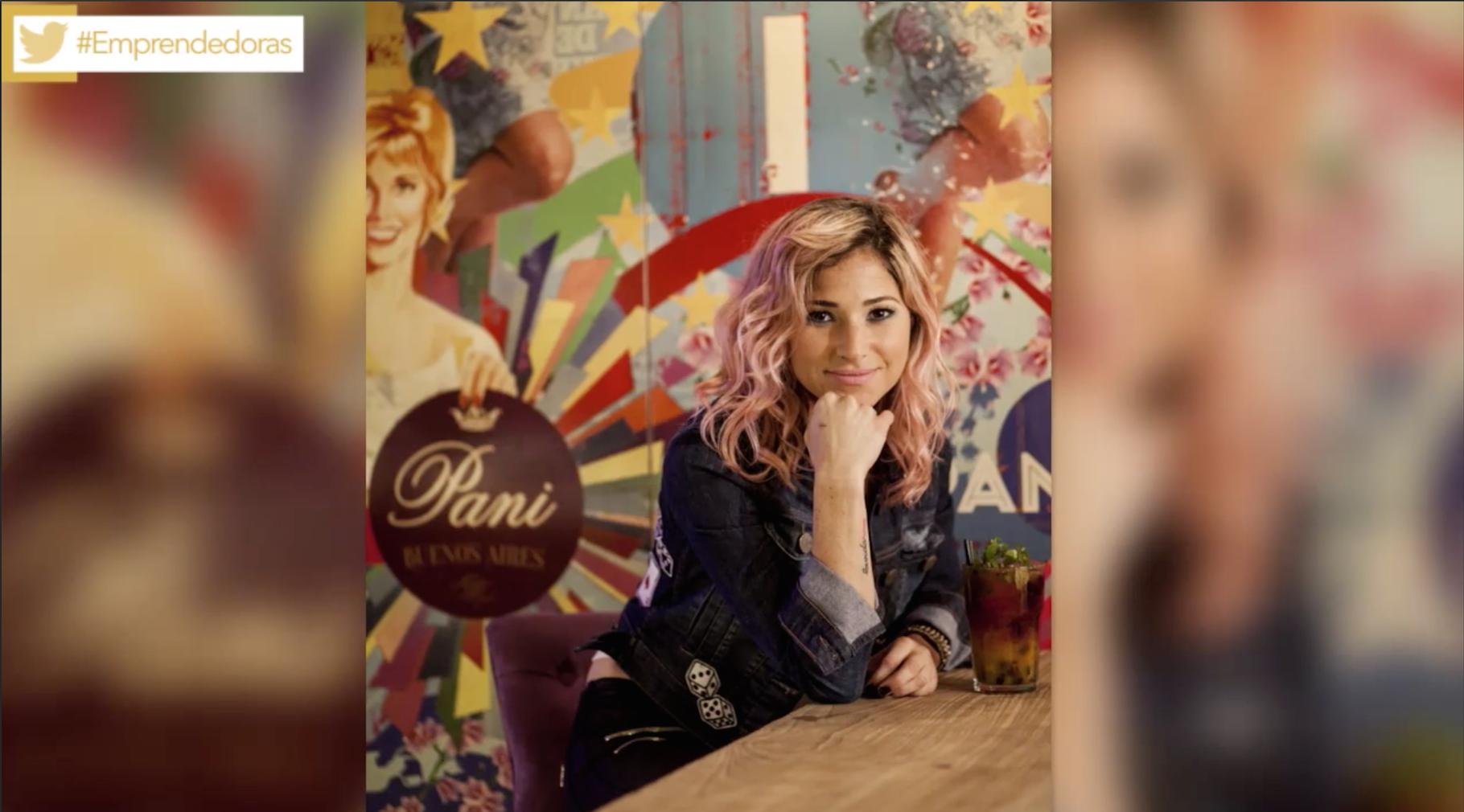 #Estreno #Emprendedoras: Pani y el éxito tras apostar por el amor a la pastelería