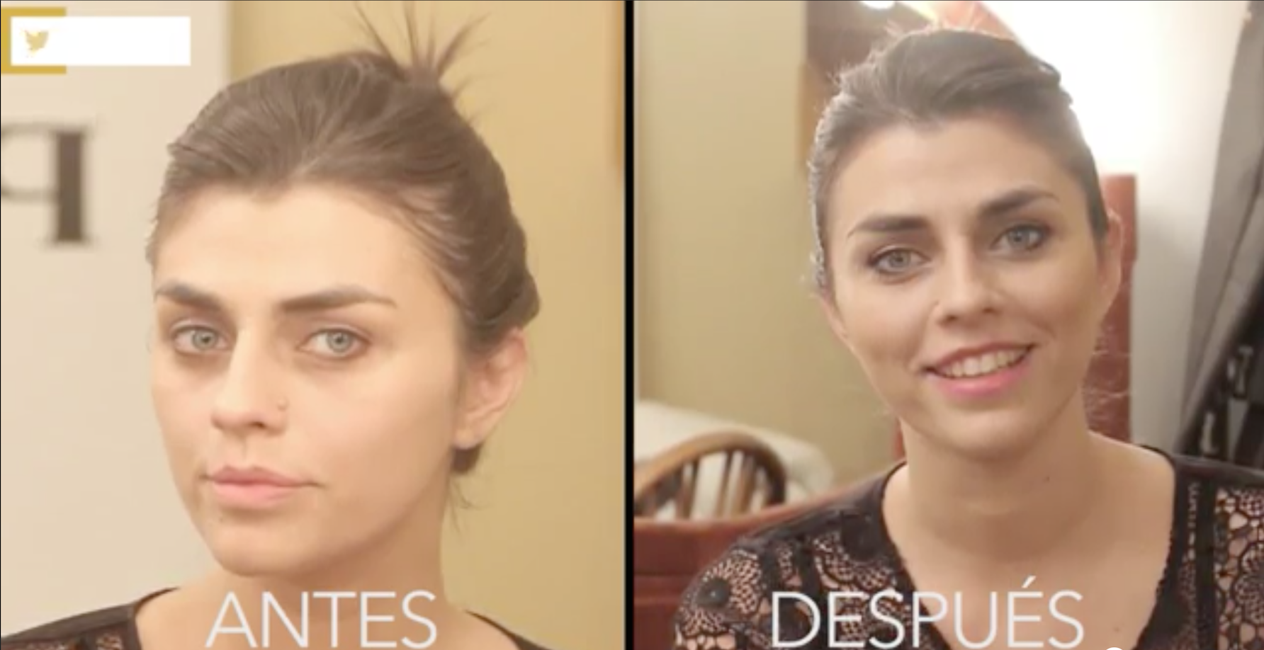 Aprendé a hacer el makeup de Tini Stoessel