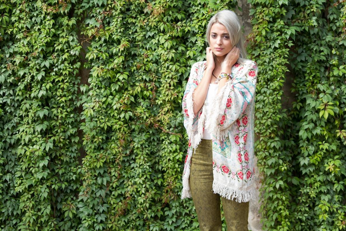 #Trends: Cómo combinar Kimonos con The Miss Piru
