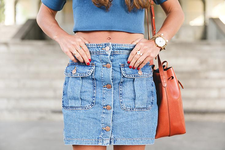 #Trends Vuelven las Faldas Setenteras