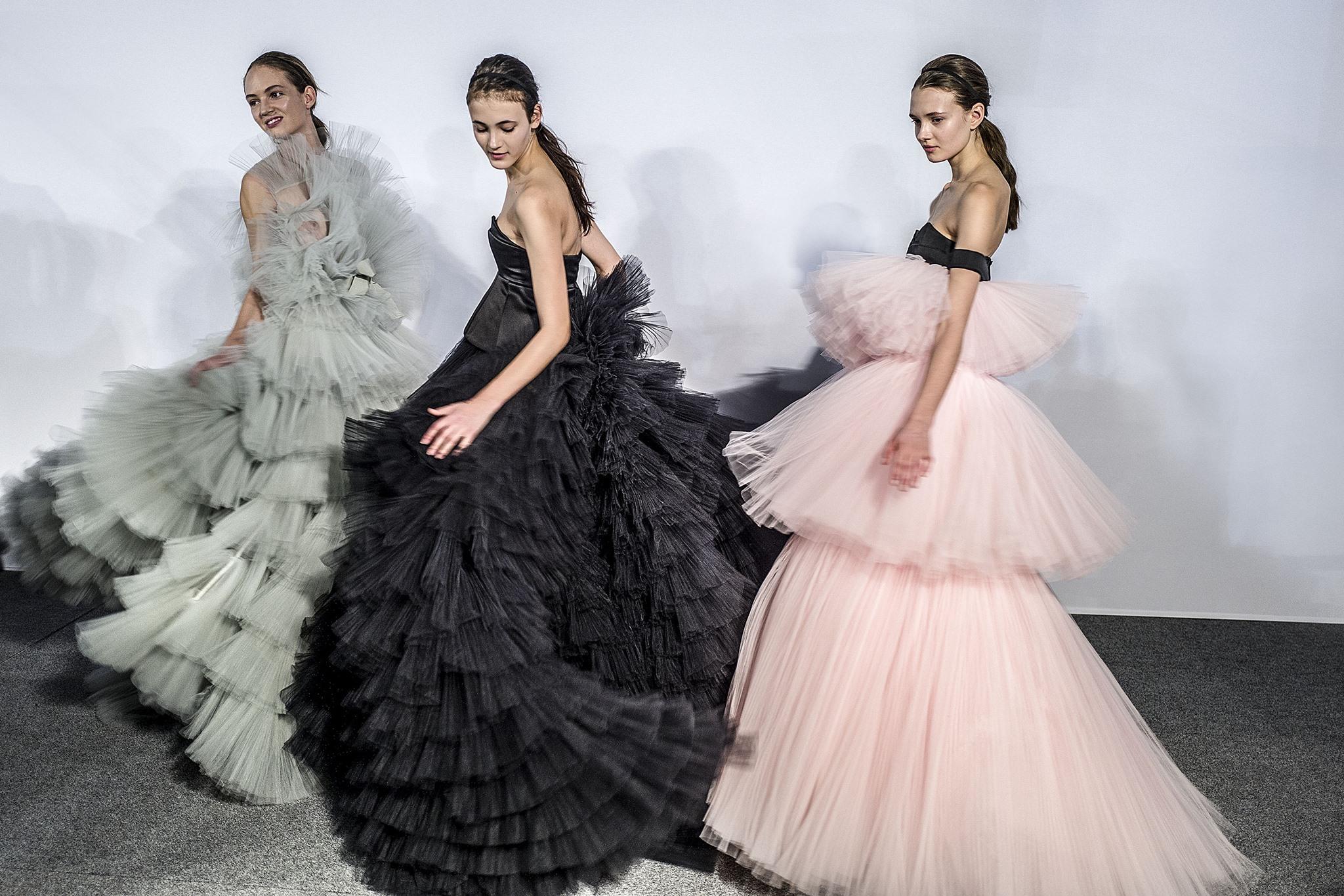 TOP #5 Paris Haute Couture Week SS 16′