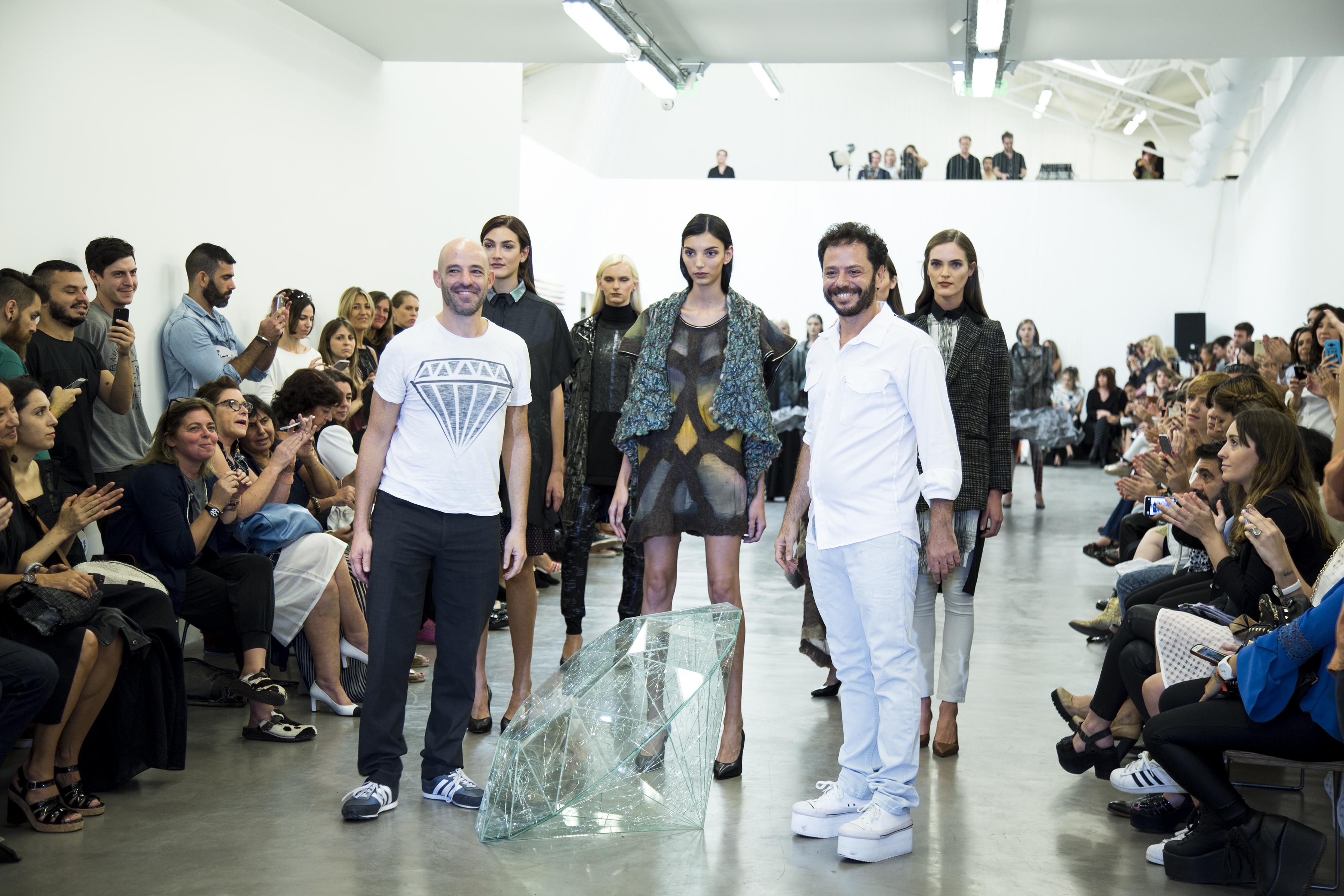 Comunión entre arte y moda en Tramando 360