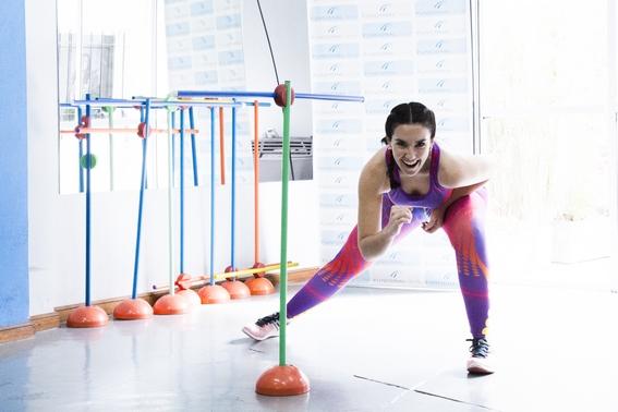 El #Boom FIT entre las celebrities: Funcional Gym