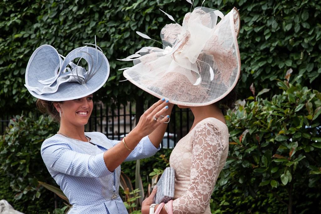 #Exclusivo Chicas Guapas en Royal Ascot de Londres
