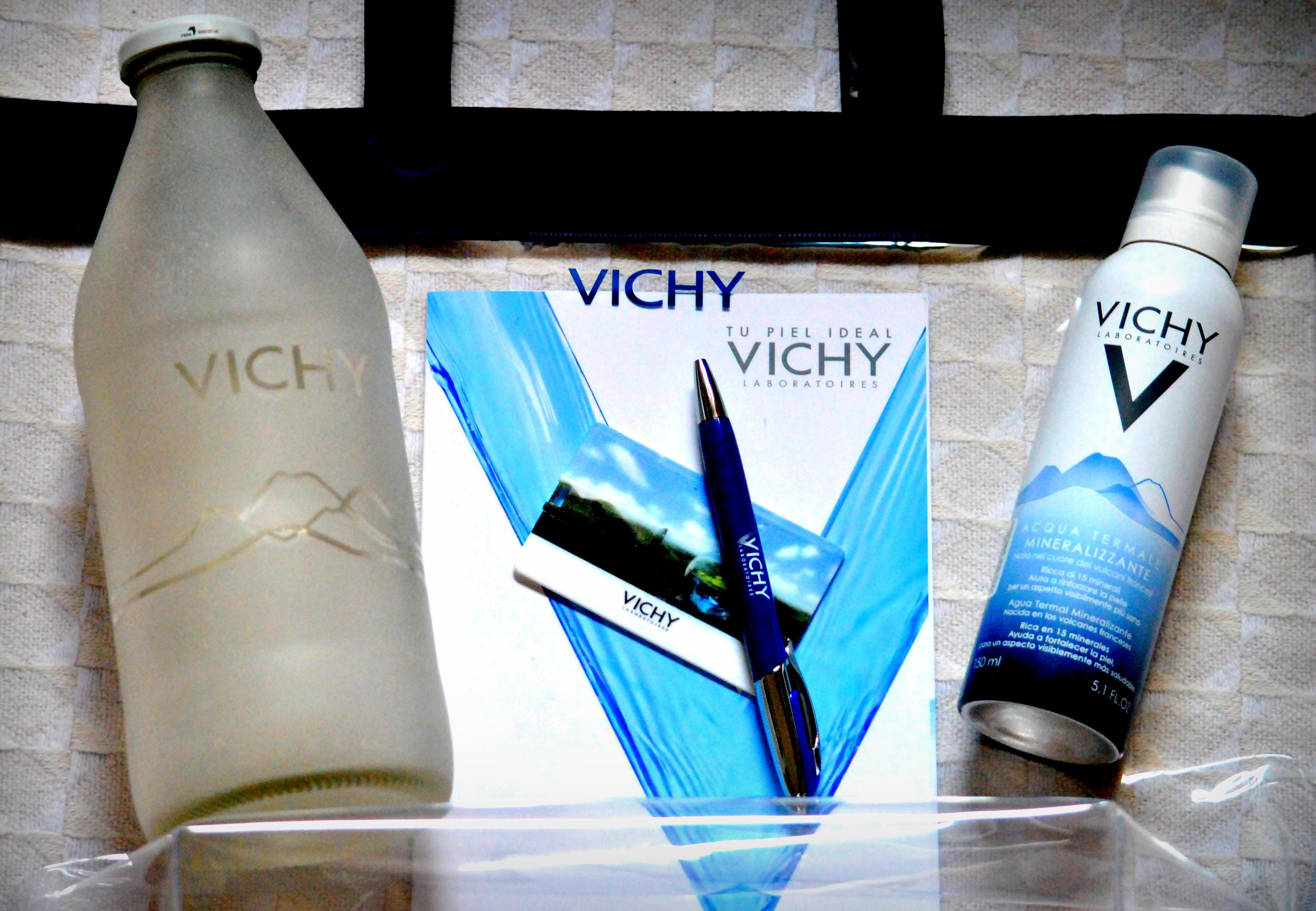 #Beauty Agua Termal Mineralizante de Vichy