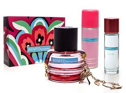 ¡Gana el perfume de Benito Fernández by Comimpar!