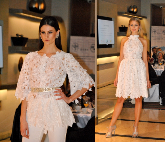 Fashion Tea Business con Mujeres Empresarias
