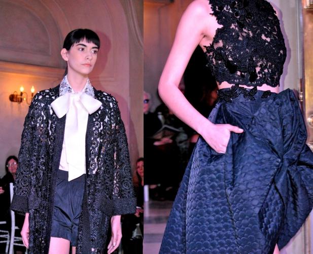Elegante, romántica & femenina: Adrian Brown SS 17′