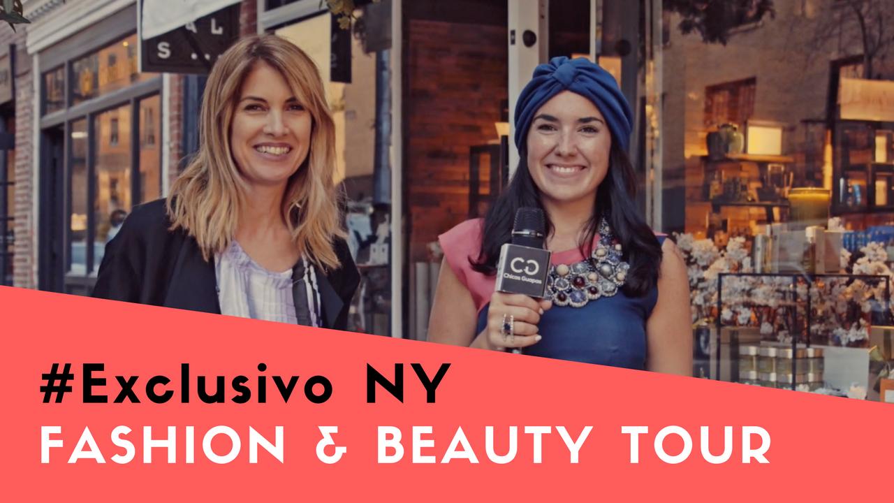Fashion & Beauty Tour por Nueva York