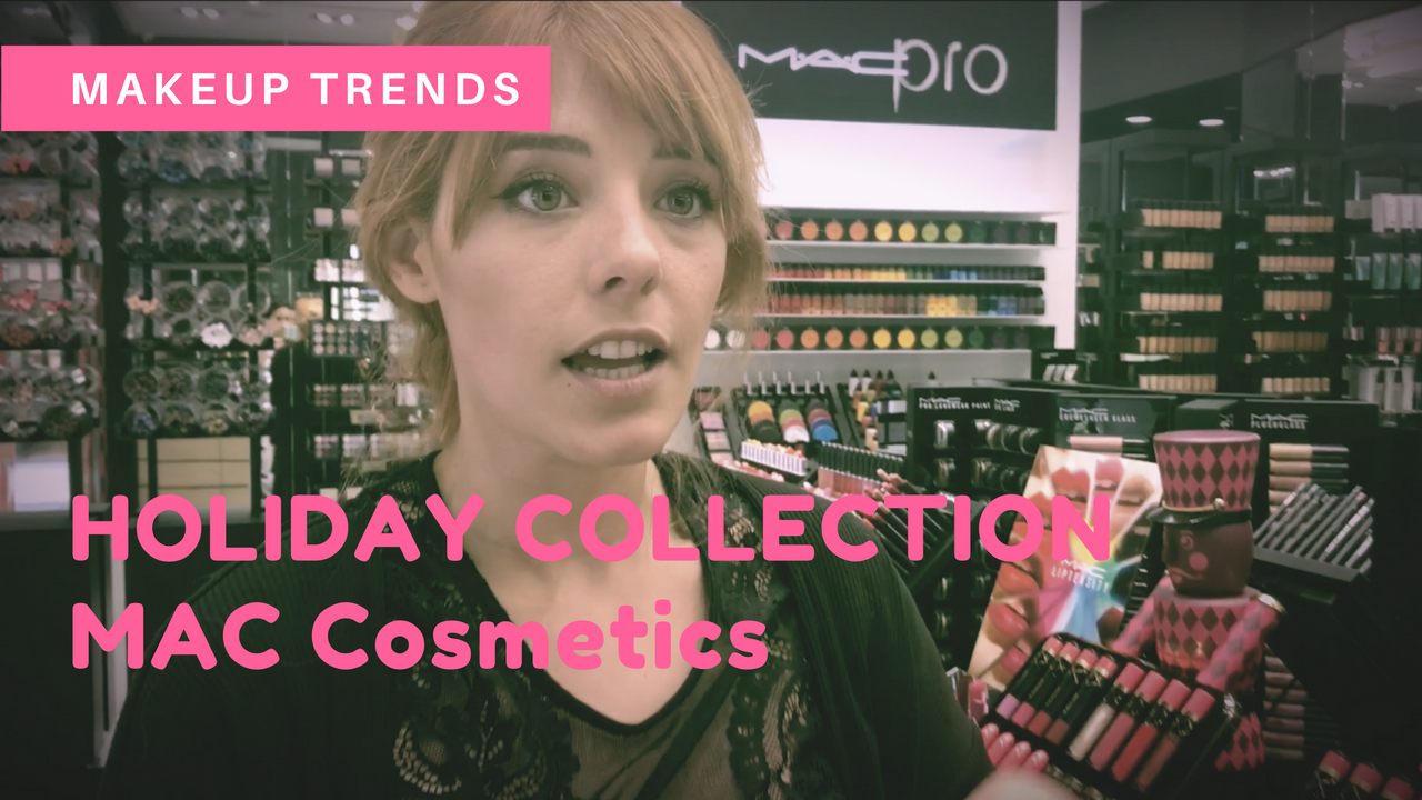 """Wow! """"Holiday Collection"""" de MAC"""