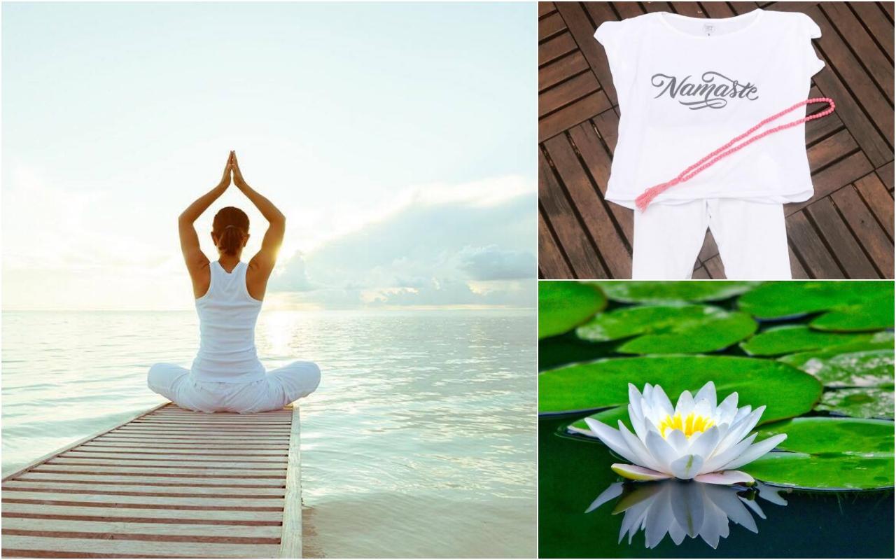 #Emprendedoras Happy Time Yoga: Ropa para relajarte