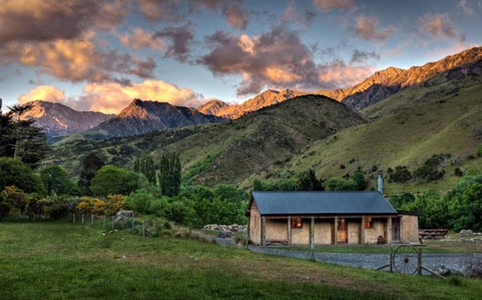 6 Alojamientos rurales en Nueva Zelanda: Paz & Naturaleza
