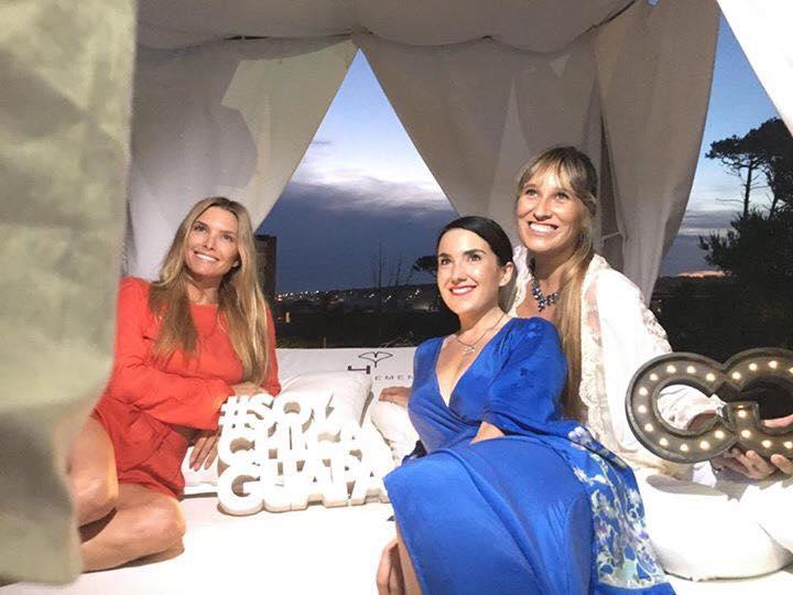 Celebrities, it girls y empresarios en nuestro #CírculoÍntimo
