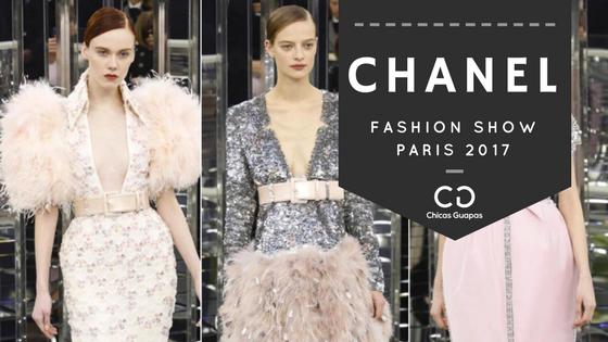 #FashionNews CHANEL Fashion Show 17′ desde París