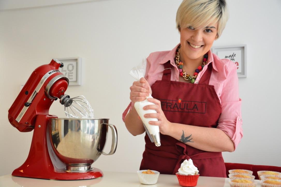 #ActitudChicaGuapa Fraula Patissiere: aportando felicidad desde la cocina