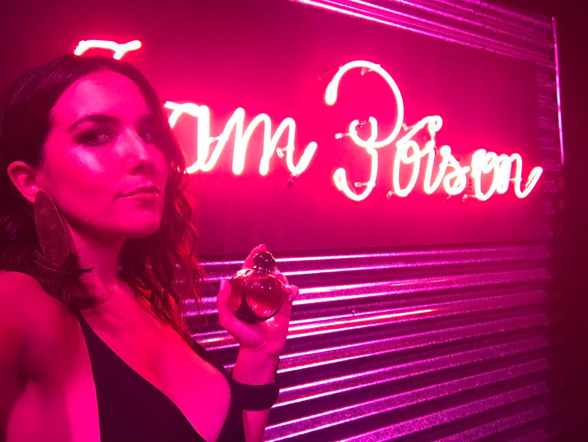 Exclusivo lanzamiento de Poison Girl de Dior en BA