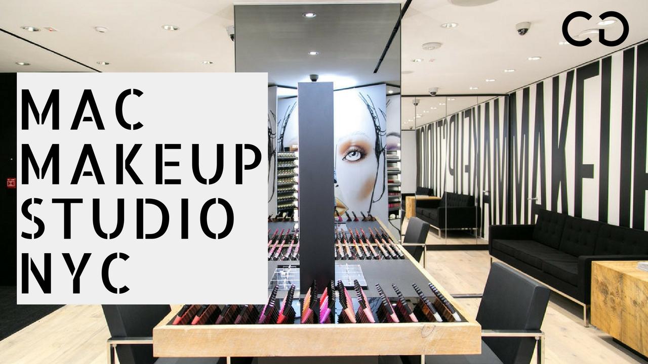 Conocé el MAC Makeup Studio en Upper East Side