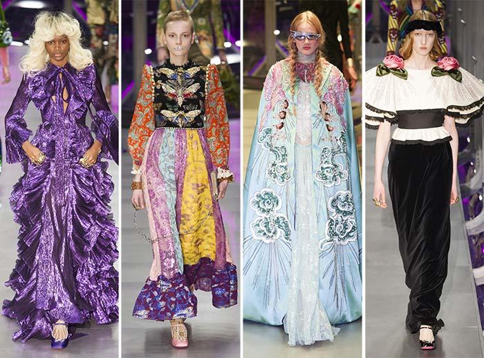 GUCCI abre la semana de la moda en Milán