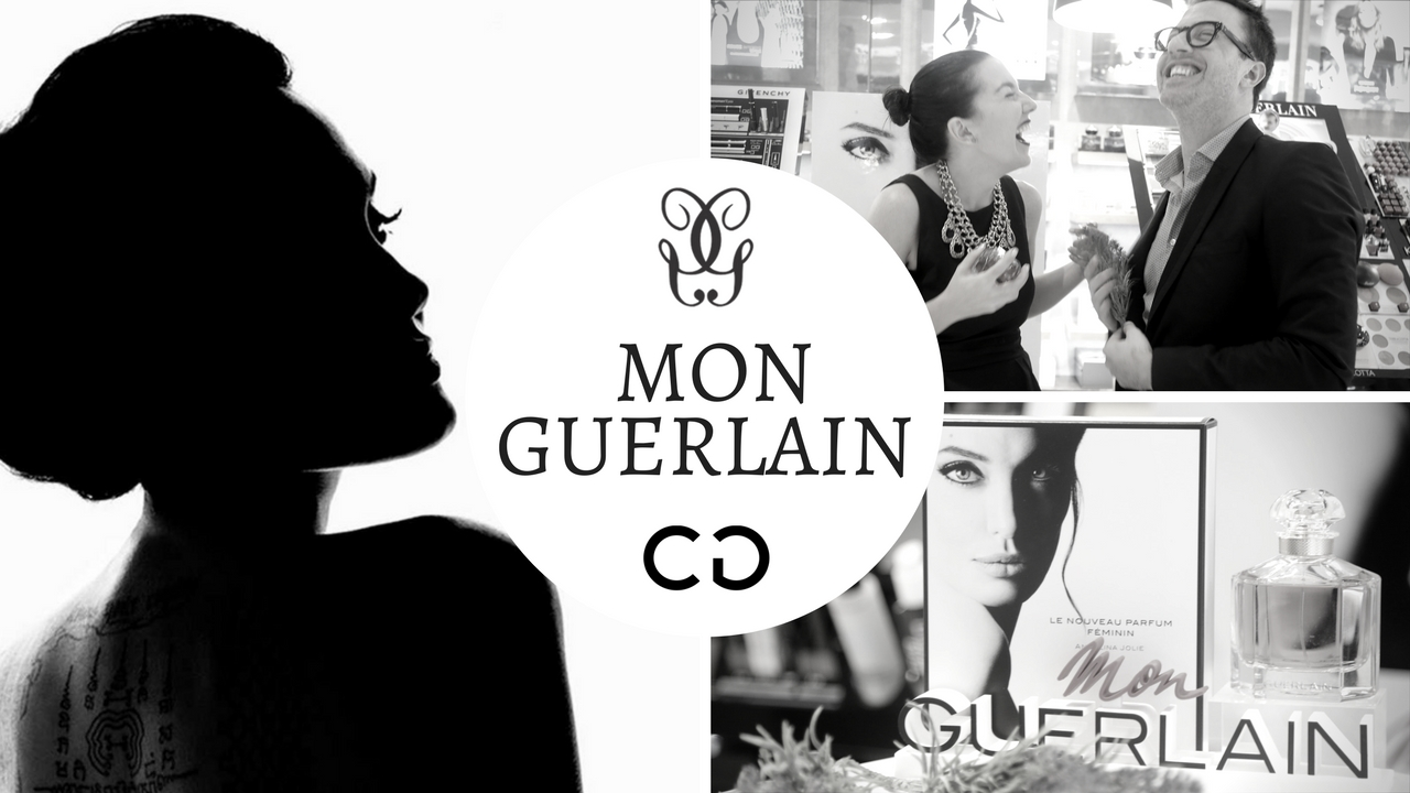 MON GUERLAIN: Un homenaje a la feminidad contemporánea