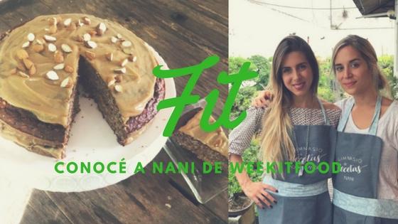 #ActitudChicaGuapa Weekitfood: Viandas y Pastelería FIT