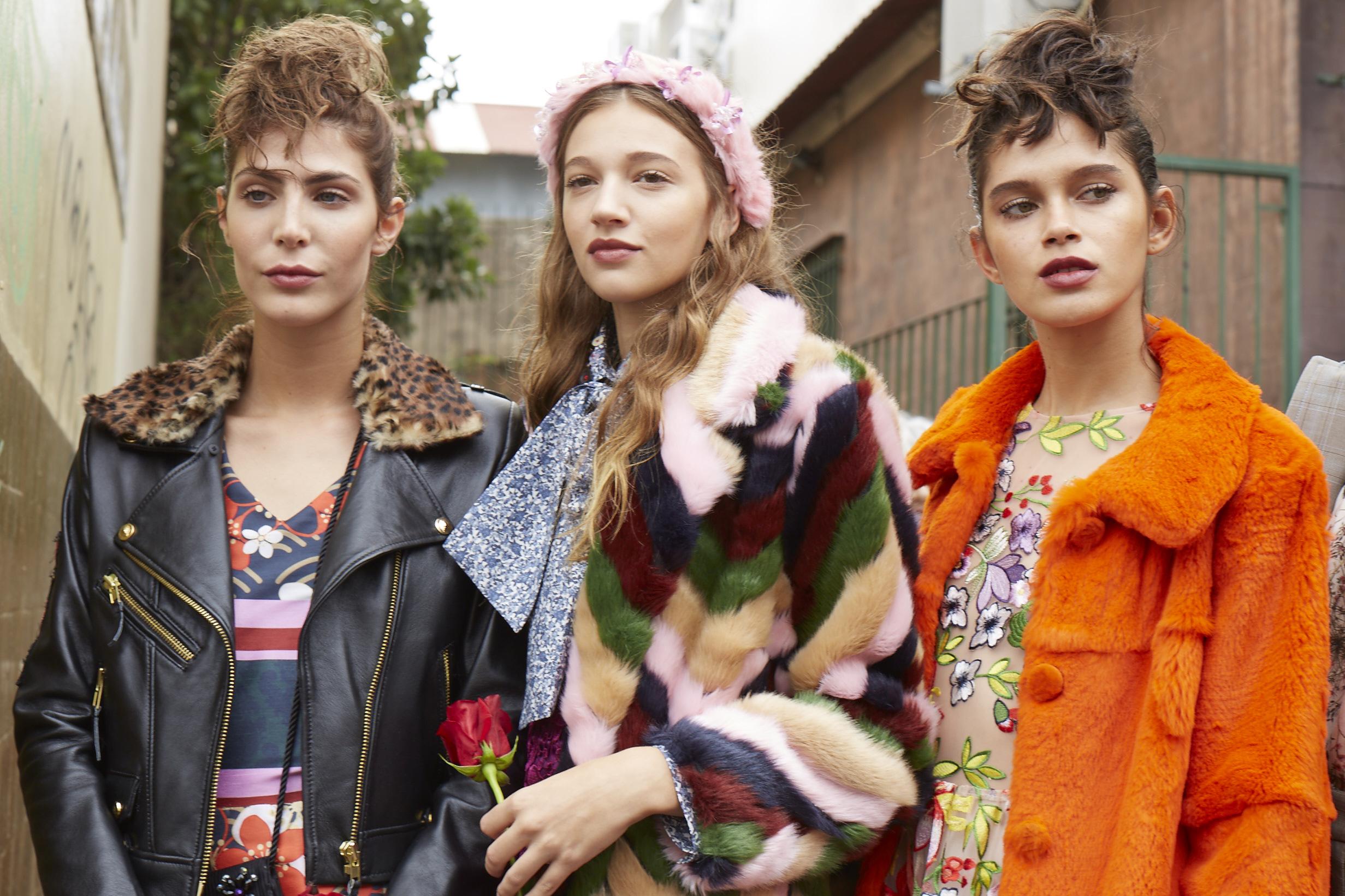 Mila Kartei + Jessica Kessel, moda para ladies con actitud