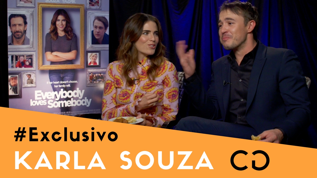 Exclusivo! Karla Souza estrena «Everybody Loves Somebody»